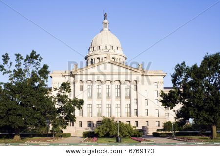 Oklahoma City - State Capitol