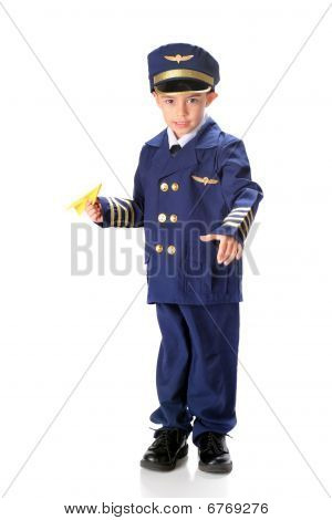 Pilot Wanna-be