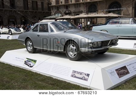 FLORENCE, ITALY - JUNE 15, 2014: Maserati Osca 1600 TC