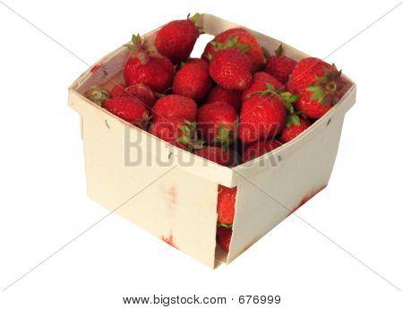 Quart Of Strawberries