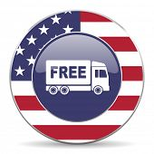 pic of free-trade  - free delivery american icon  - JPG