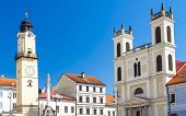 stock photo of banska  - SNP Square - JPG