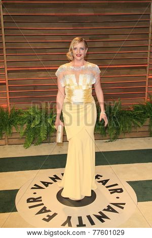 LOS ANGELES - MAR 2:  Marley Shelton at the 2014 Vanity Fair Oscar Party at the Sunset Boulevard on March 2, 2014 in West Hollywood, CA