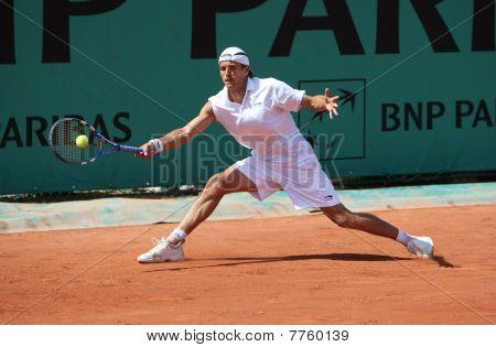 Ramirez Hidalgo (esp) At Roland Garros 2010