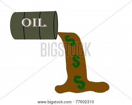 Money And Oil 01
