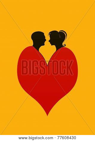 Valentine Couple 02