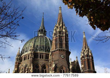 Maria Vom Siege Church, Vienna, Austria