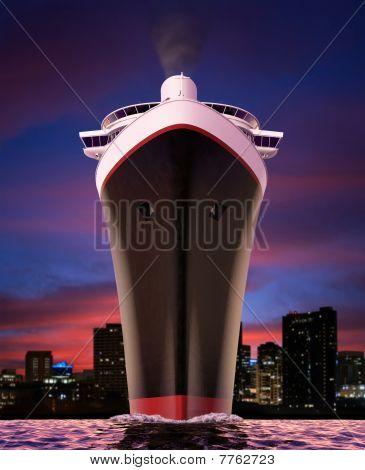 Ships Bow