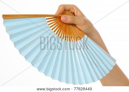 Japanese traditional paper fan SENSU