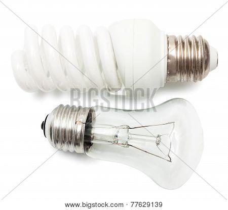 Energy Efficient Lamp Choice
