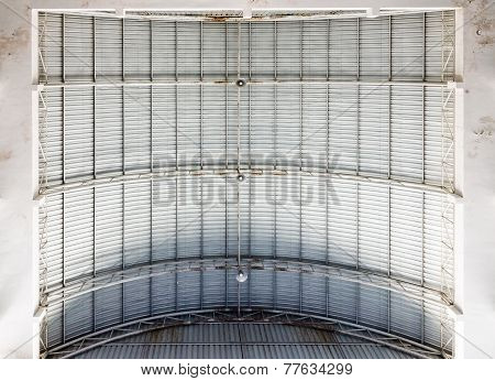 Large Metal Roof