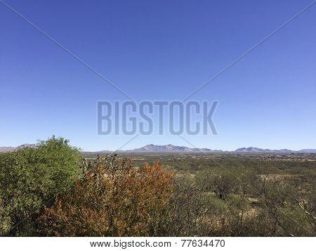 Benson Mountain Valley, AZ