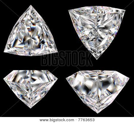 Diamond Three Star