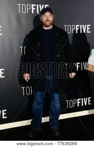 NEW YORK-DEC 3: Comedian/actor Louis C.K. attends the