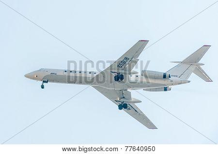 soviet airliner tu-134