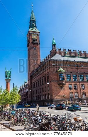Copenhagen City Hall, Denmark
