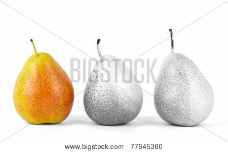 3 Pears In A Row
