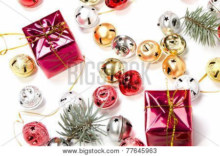 Gifts And Jingle Bells