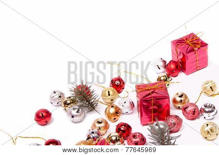 Jingle Bells And Gift Box