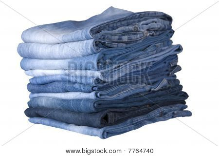 Blue Jeans Stack
