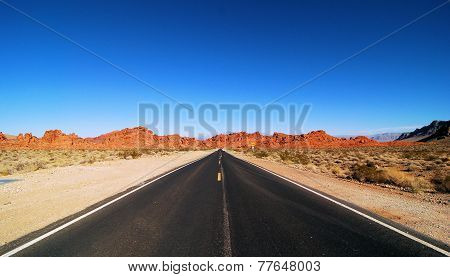 Valley of Fire Highways