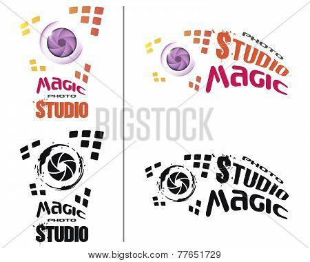 Magic Photo Studio Logotype