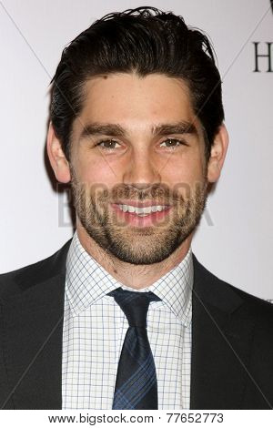 LOS ANGELES - DEC 5:  Justin Gaston at the 6th Annual Night Of Generosity at the Beverly Wilshire Hotel on December 5, 2014 in Beverly Hills, CA