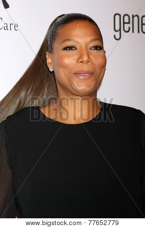 LOS ANGELES - DEC 5:  Queen Latifah at the 6th Annual Night Of Generosity at the Beverly Wilshire Hotel on December 5, 2014 in Beverly Hills, CA