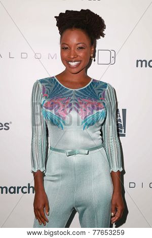 LOS ANGELES - DEC 5:  Shanola Hampton at the March Of Dimes' Celebration Of Babies at the Beverly Wilshire Hotel on December 5, 2014 in Beverly Hills, CA