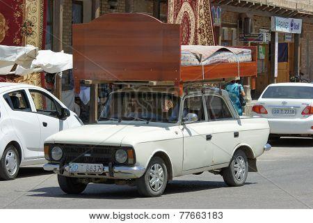 Uzbek Move, Bukhara, Uzbekistan