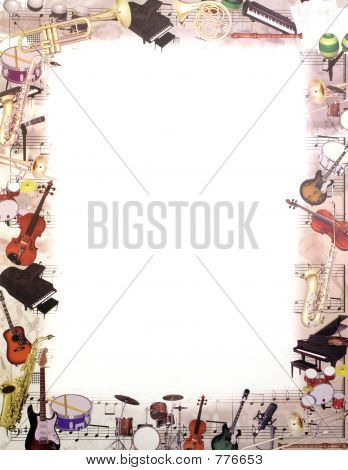 Musical Note Pad