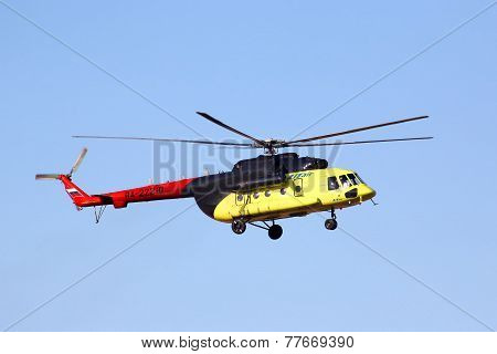 Utair Mil Mi-8Amt