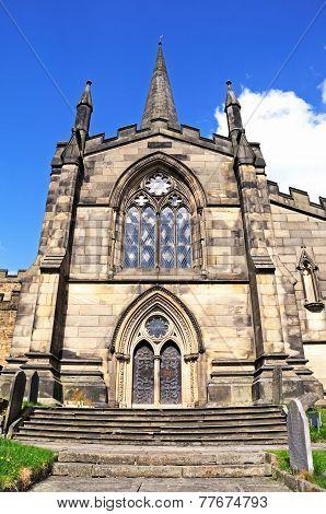 All Saints Parish Church, Bakewell.