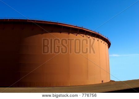 Tanque de óleo #1