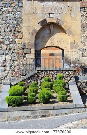 Citadel Stone Wall