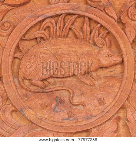 Rat Chinese Zodiac Animal Sign