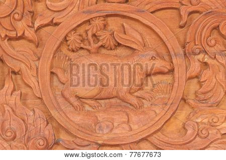 Rabbit  Chinese Zodiac Animal Sign