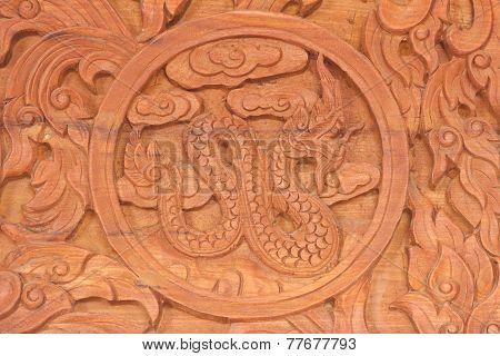 Dragon Chinese Zodiac Animal Sign