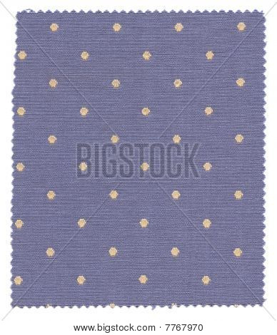 Dotted Fabric Swatch