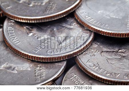 Quarter Cent Coins