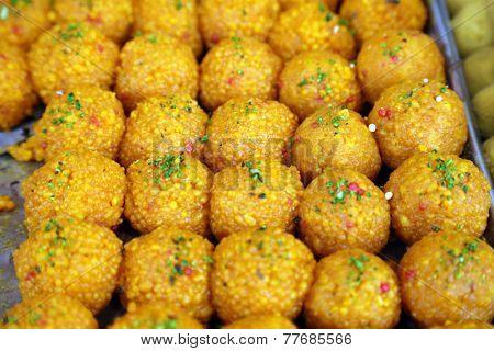 KOKATA, INDIA - FEBRUARY 15: Pastry Shop in Kolkata, India on February 15, 2014 in Kolkata (Calcutta), West Bengal, India