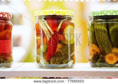 image of a canned vegetables