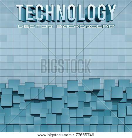 Technology Background.