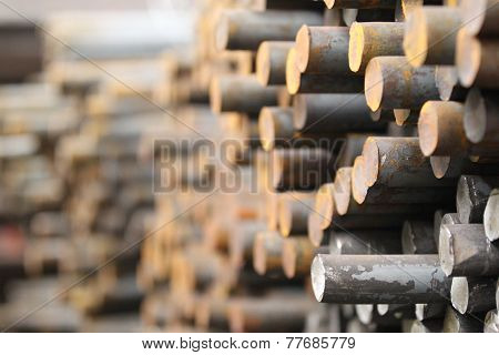 Round Billet Rods