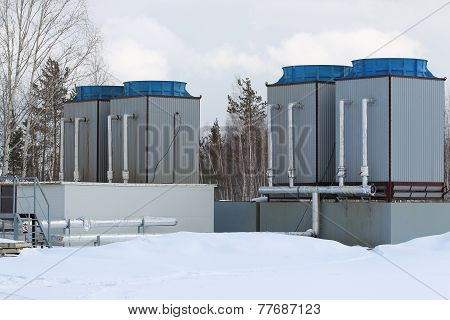 Complex Industrial Cooling
