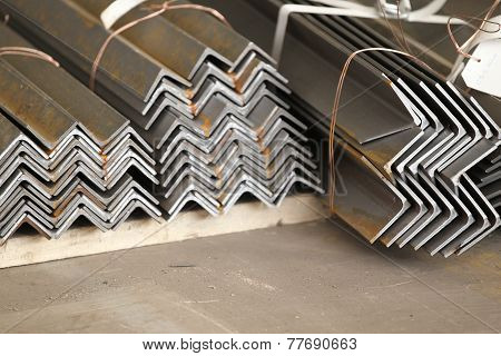 Metal Profiles Angle
