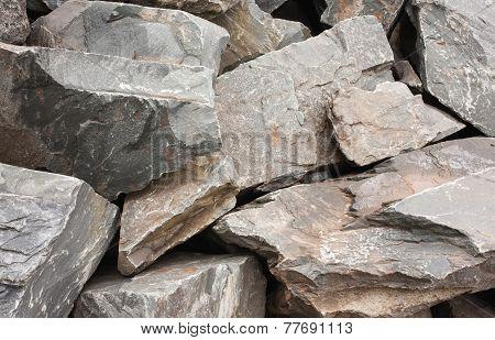 Shale Rocks