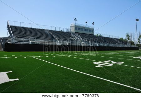 American High School Football Stadium