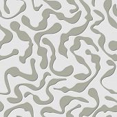 foto of fatigue  - gray fatigues seamless pattern on gray background vector - JPG