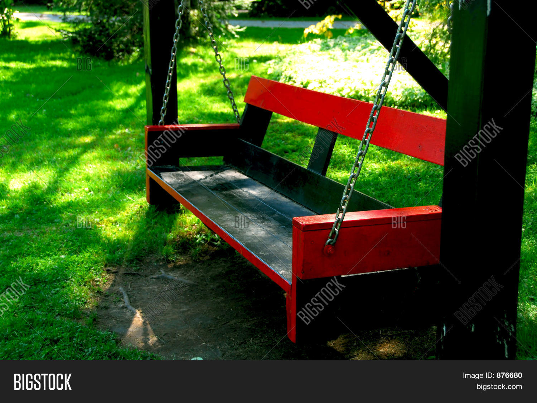 Сиденье в беседку